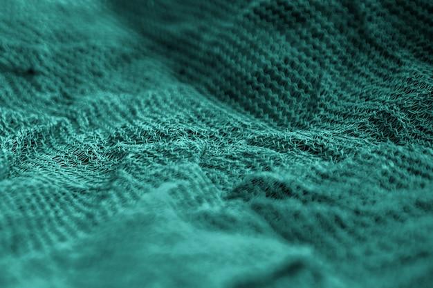 Netwerk. spinneweb turkooise abstracte achtergrond