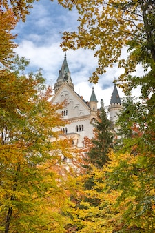 Neuschwanstein kasteel