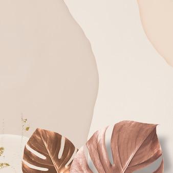 Neutrale abstracte textuur eenvoudige achtergrond