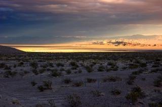 Nevada-woestijn