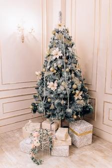 New year's boom met geschenken