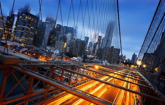 New york city-lichten