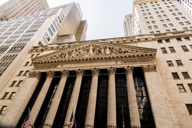 New york city stock excange