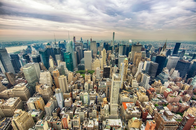 New york landschap