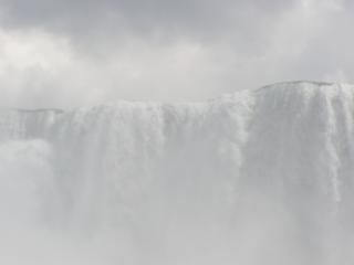 Niagara falls, de natuur