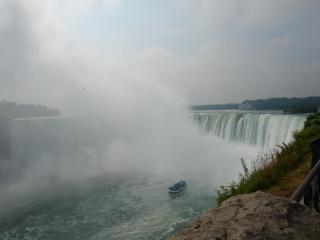 Niagara falls, maidofthemist