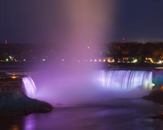 Niagara falls natuur prachtig