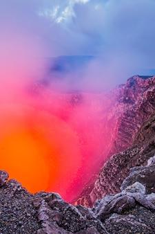 Nicaragua masaya vulkaan