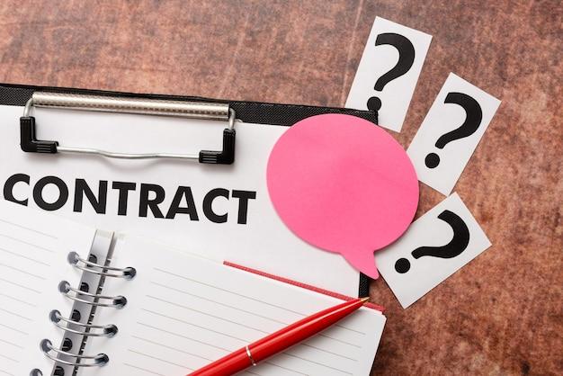 Nieuw contract opstellen, overeenkomstbericht maken, belangrijke notities maken, briefideeën opstellen, brieven opstellen, schriftelijke dossiers maken, documenten noteren