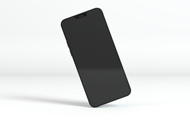 Nieuw telefoonconcept met smartphone