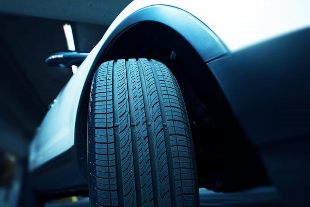 Nieuwe car tire