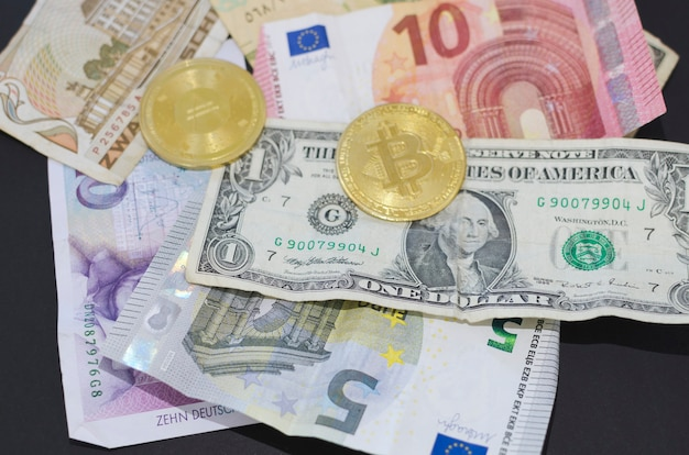 Nieuwe manieren van betalen virtuele cryptomunten bitcoin ada