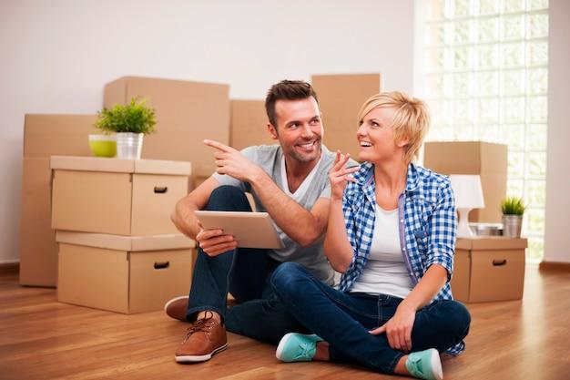 Nieuwe oplossingen voor appartementsdecoratie