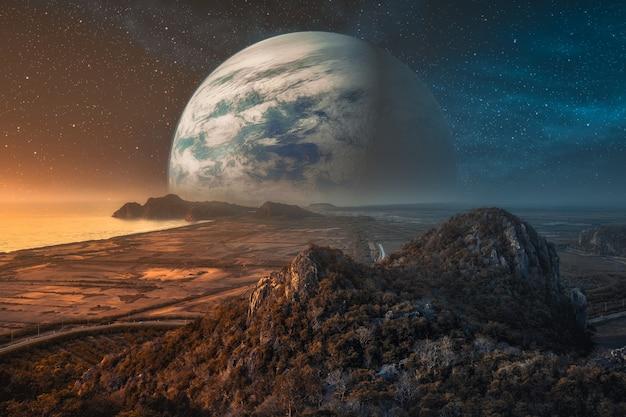 Nieuwe planeet