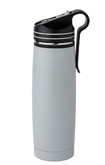 Nieuwe plastic tuimelschakelaarkop op wit
