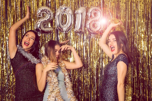 Nieuwjaar clubfeest