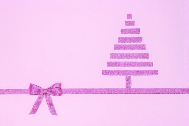 Nieuwjaar en kerstsamenstelling