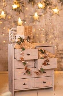 Nieuwjaarsgeschenken in het nachtkastje