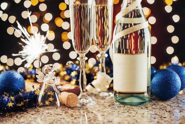 Nieuwjaarsviering