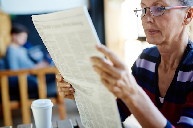 Nieuws lezen