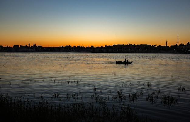 Nijl de langste rivier van afrika