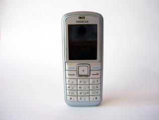 Nokia 6070, zilver