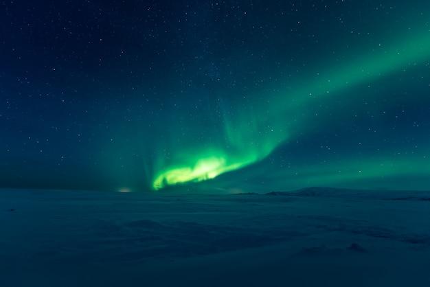 Noorderlicht aurora borealis