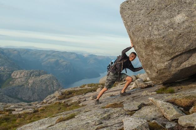 Noorwegen is een land van landschappen en natuur