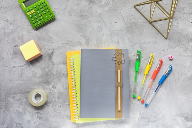 Notebooks en pennen
