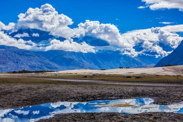 Nubra-vallei, ladakh, india