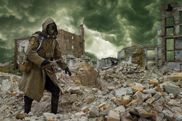 Nucleaire apocalyps-overlevende