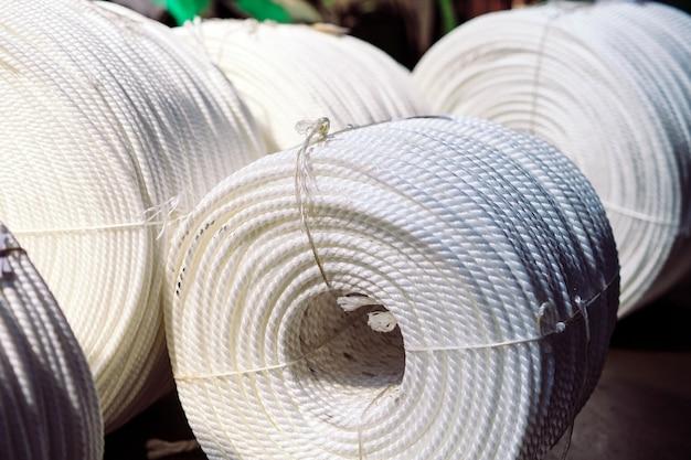 Nylon touw fabriek,