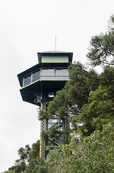 Observatorium van het slakkenpark