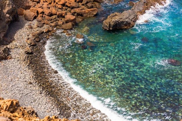 Oceaan strand