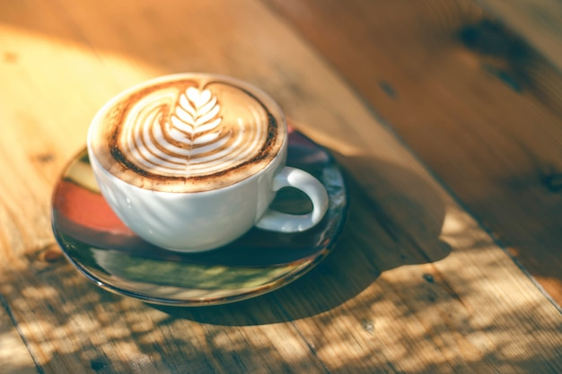 Ochtend met de beste koffie