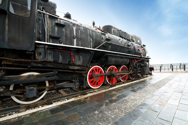 Ochtend trein