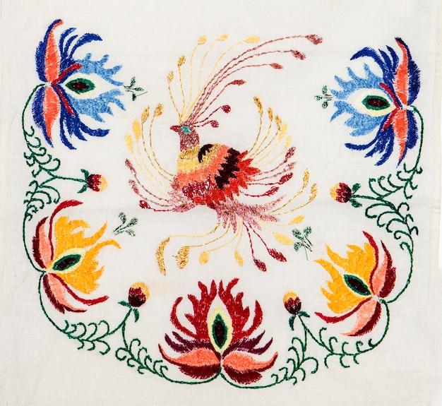 Oekraïens borduurwerk volkskunst en ambachten