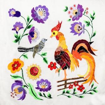 Oekraïens borduurwerk volkskunst en handwerk