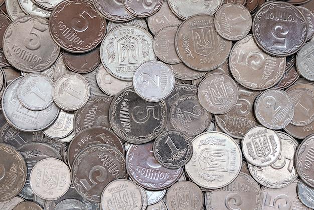 Oekraïense kleine munten