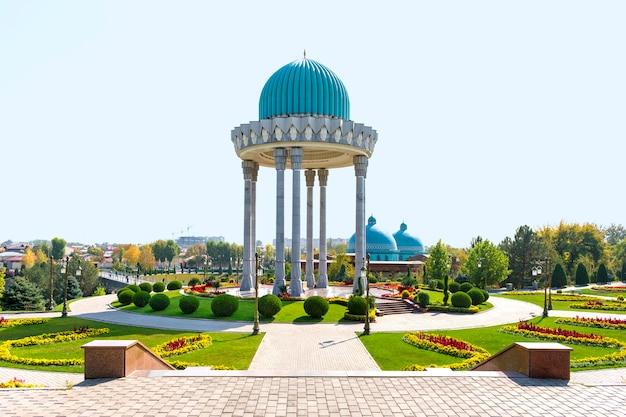 Oezbekistan, tasjkent het herdenkingscomplex, het museum van herinnering aan slachtoffers van repressie