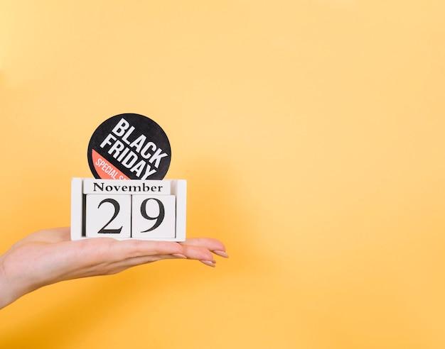 Officiële datum van zwarte vrijdag start
