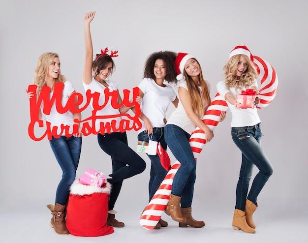 Oh ja! kersttijd komt eraan!
