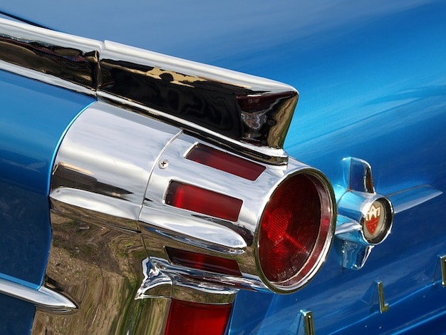Oldster klassieke backend oldsmobile achterlicht