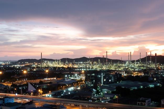 Olieraffinaderij en petrochemische fabrieken stalen buisapparatuur