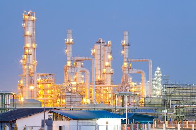 Olieraffinaderij