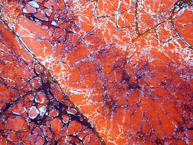 Olieverf marmeren geweven abstracte achtergrond.