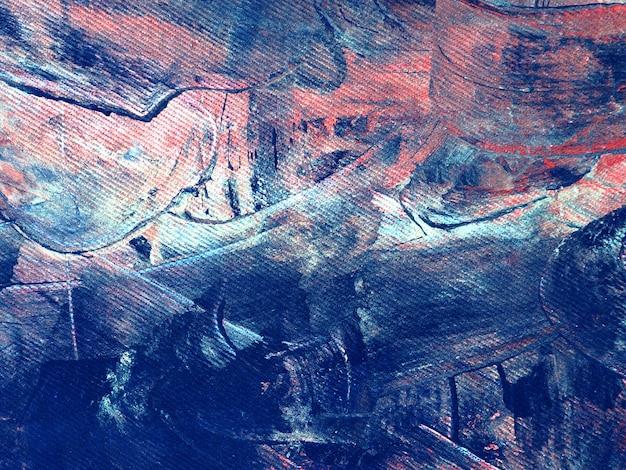 Olieverf op doek abstracte achtergrond.