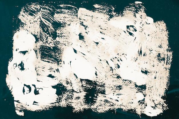 Olieverf penseelstreek getextureerde achtergrond