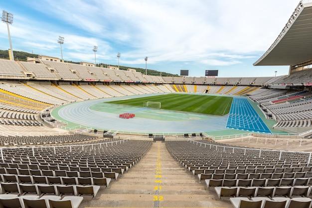 Olympisch stadion barcelona, spanje