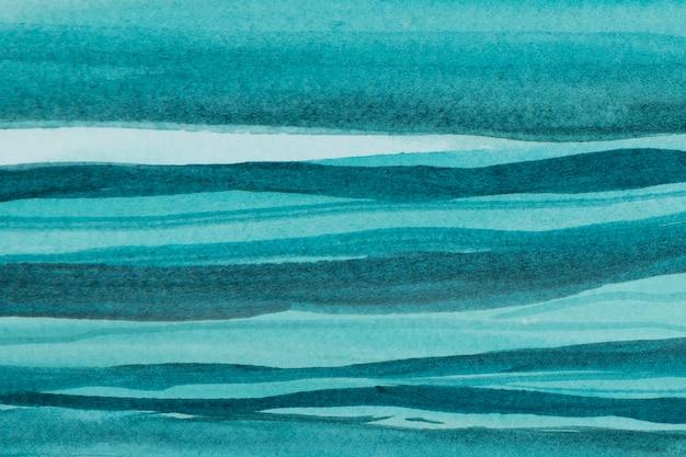 Ombre blauwe aquarel achtergrond abstracte stijl